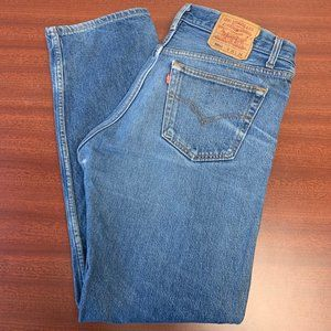 Men's Vintage 501 Levi's xx  Made in USA